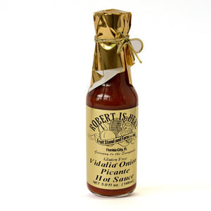Vidalia Onion Picante Hot Sauce
