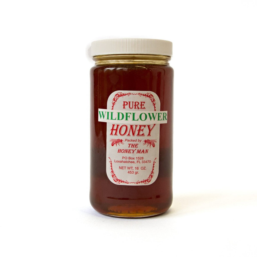 Wildflower Honey