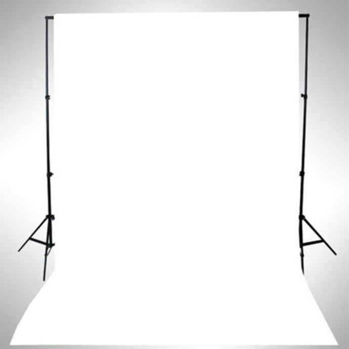 White Photography Backdrop