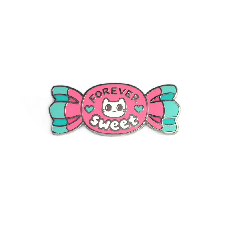 Forever Sweet Candy Enamel Pin