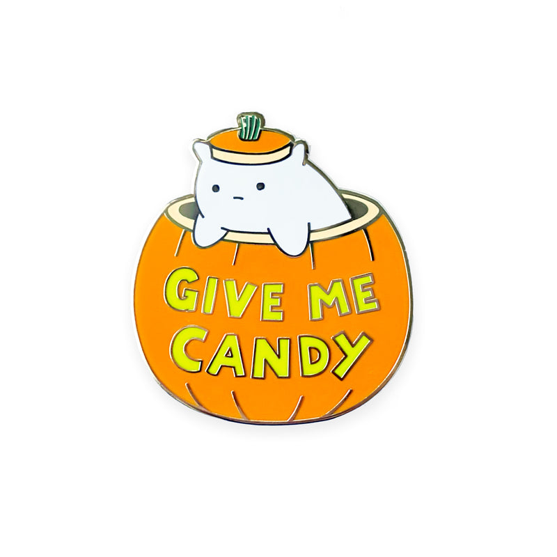 'Give Me Candy' Enamel Pin