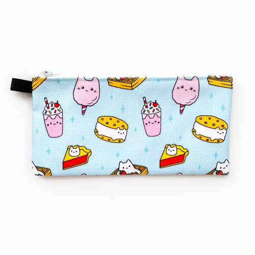 Dessert Cats Pencil Case