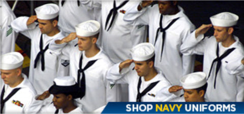 Navy Uniform Shop Items