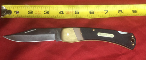 SCHRADE KNIFE OLD TIMER SERIES