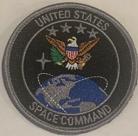 US SPACE FORCE PATCH 3.5 inch patch Velcro back Embroidered Patch