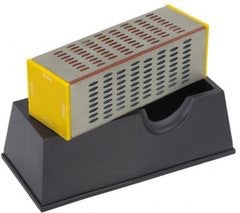 4 SIDED Knife Sharpener Sharpening Stone