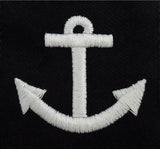 Seaman & Boatswain's Mate Seaman Rating Badge Patch