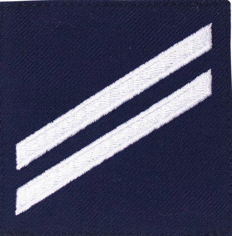 Boatswain's Mate & Seaman USCG Seaman Rating Badge Patch