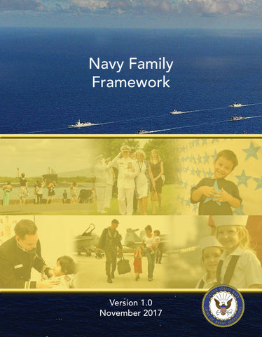CNO STG NAVY FAMILY FRAMEWORK (VERSION 1)
