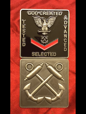 Boatswain's Mate Advancement Coin