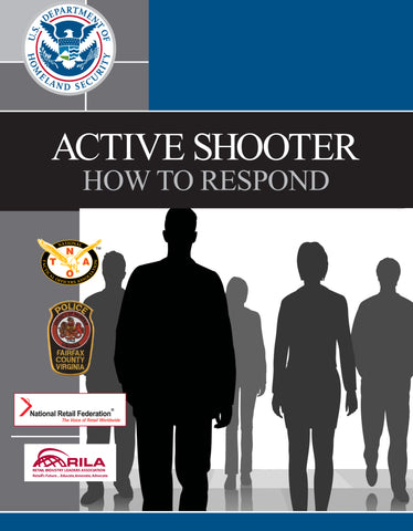 DHS ACTIVE SHOOTER HOW TO RESPOND GUIDE