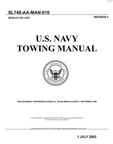 SL740-AA-MAN-010 U.S. NAVY TOWING MANUAL REV 3 1 JULY 2002 WITH CHANGE 1  24 APRIL 2003