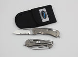 MYERCHIN RIGGING KNIVES TITANIUM SERIES