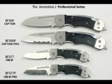 MYERCHIN RIGGING KNIVES PROFESSIONAL SERIES