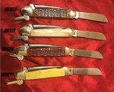 ROUGH RIDER RIGGING KNIVES