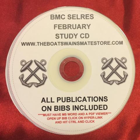 BM STUDY CD FOR THE SELRES FEB 2021 CPO EXAM