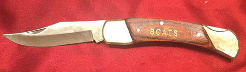 Boatswain's Mate Store Custom Knife
