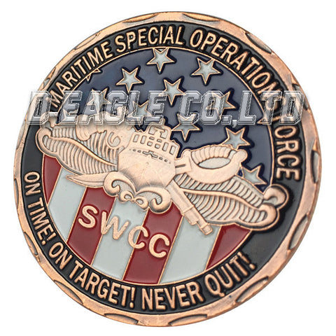 U.S. Navy Special warfare combatant-craft crewmen (SWCC)