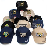 Army Mens Baseball Snapback Hats