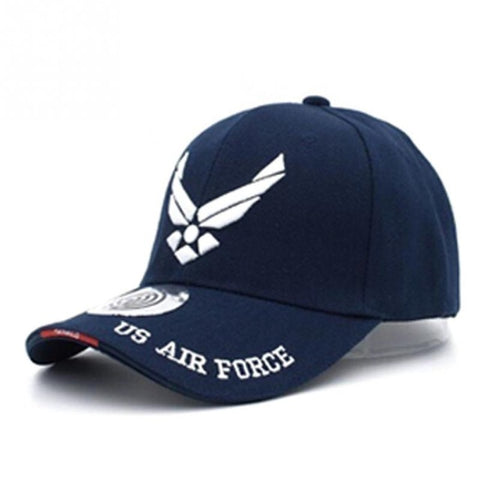 USA Air Force Adjustable Baseball