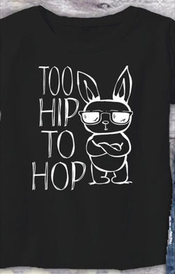 Easter hip hop top