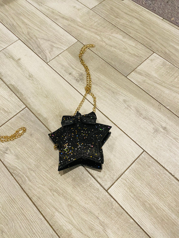 Star black bag