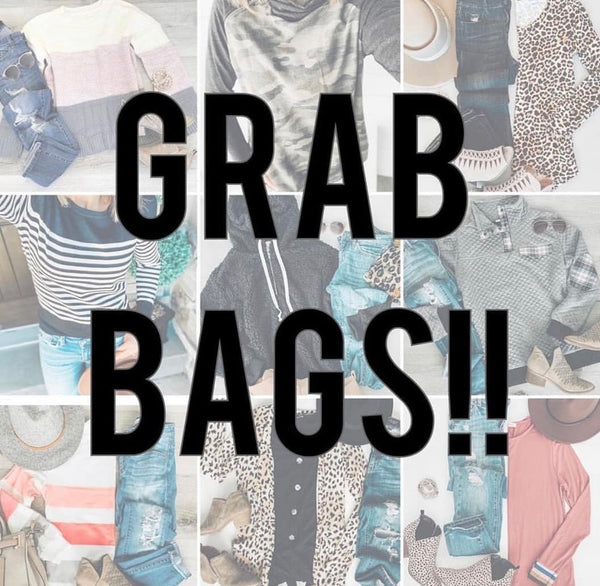 Grab bag women's - you will get 3 items picked from us