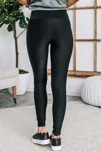 Textures leggings