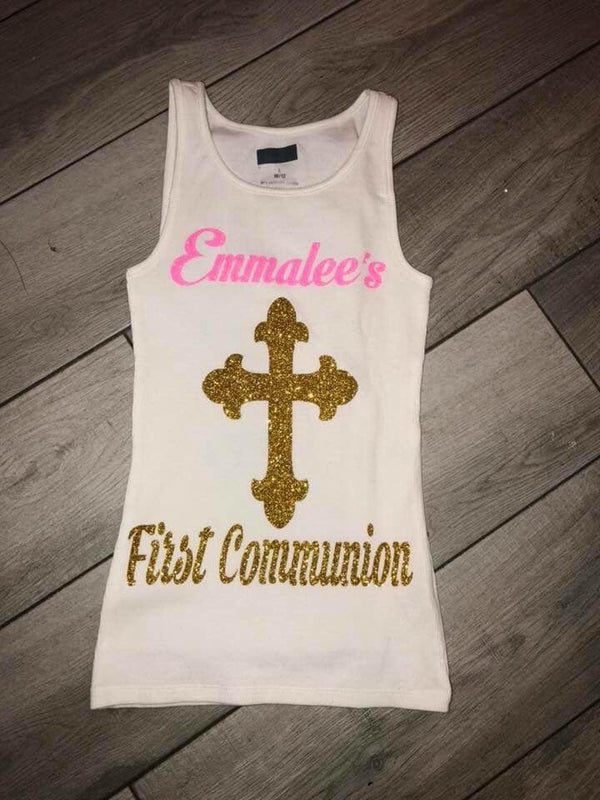 Communion tank tops