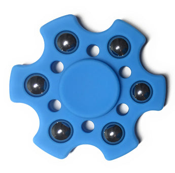 NEW Hexagon Fidget Spinner - 3 Minutes Spinning Time - In Stock