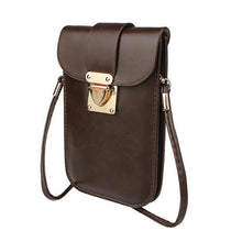 Mobile Leather Phone Bag