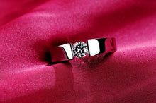 Hearts and Arrows Wedding Ring