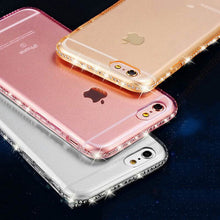 Crystal Transparent Phone Case