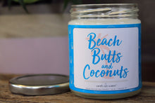 Beach Butts and Coconuts 9 oz Candle
