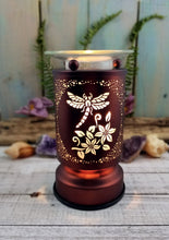 Dragonfly Electric Touch Wax & Oil Warmer