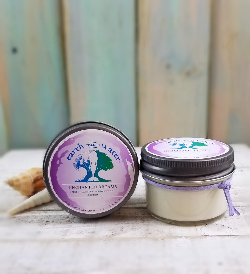 Enchanted Dreams - 4oz Soy Candle