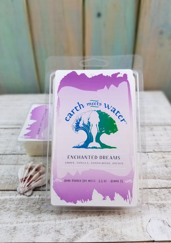 Enchanted Dreams - 6pack JUMBO Soy Wax Melts