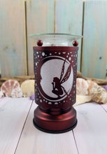 Fairy Moon Electric Touch Wax & Oil Warmer