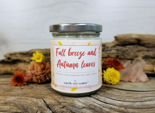 Fall Breeze - 9oz Soy Candle