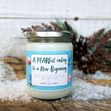 A PEARfect ending to a New Beginning / 16oz Soy Candle