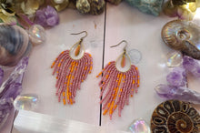 Pixie Dust Fringe Earrings