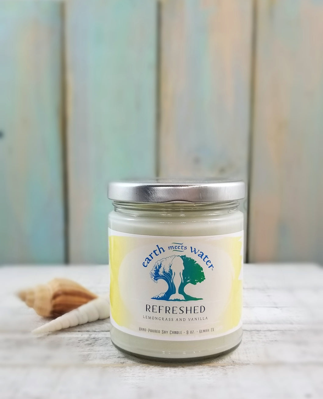Refreshed - 9oz Soy Candle