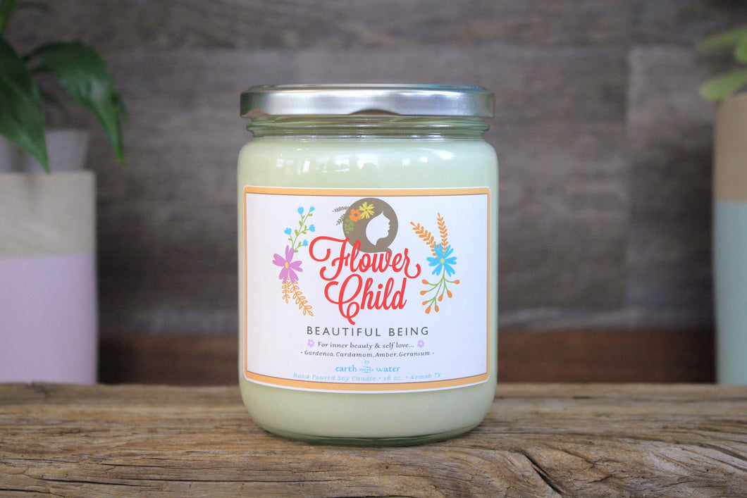 Beautiful Being - 16 oz Soy Candle