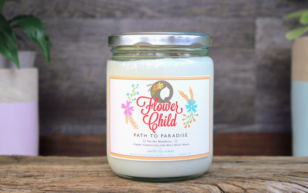 Path to Paradise - 16 oz Soy Candle
