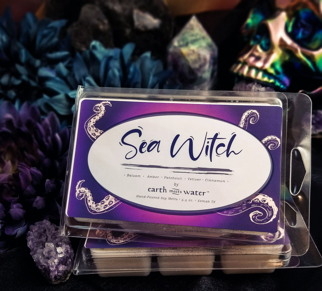 Sea Witch 6-pack JUMBO Soy Melts