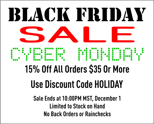 Winter  Sale 15% off all orders over $35