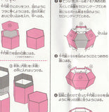 Japanese Hexagonal Boxes Kit