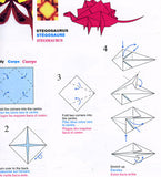 "Nature Origami--Dinosaurs 6"" 21 Sheets"