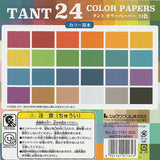 "TANT Double-Sided Assorted 6"" Same Color 24-color 72 Sheets"