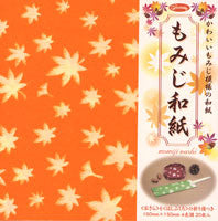 "Maple Washi 6"" 20 Sheets"